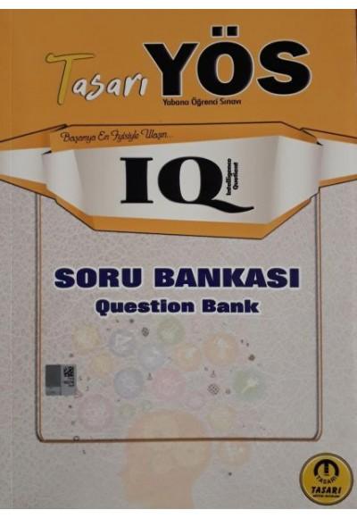 Tasarı YÖS IQ Soru Bankası 2020 (Yeni)