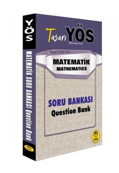 Tasarı YÖS Matematik Soru Bankası 2020 (Yeni)
