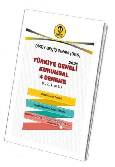 Tasarı 2021 Türkiye Geneli Kurumsal 4 Deneme  (1.2.4.5)