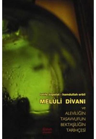 Meluli Divanı ve Aleviliğin, Tasavvufun, Bektaşiliğin Tarihçesi