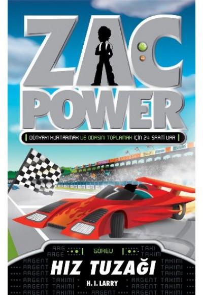 Zac Power 21 Hız Tuzağı