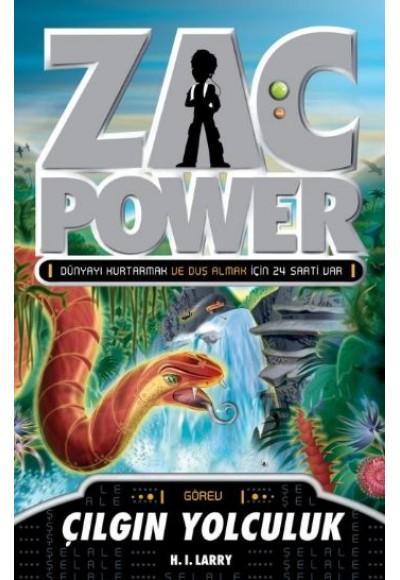 Zac Power 22 Çılgın Yolculuk