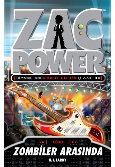 Zac Power 23 Zombiler Arasında