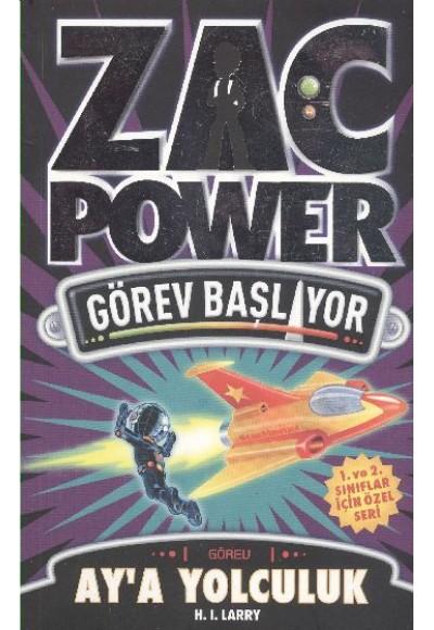 Zac Power Görev Başlıyor A Aya Yolculuk