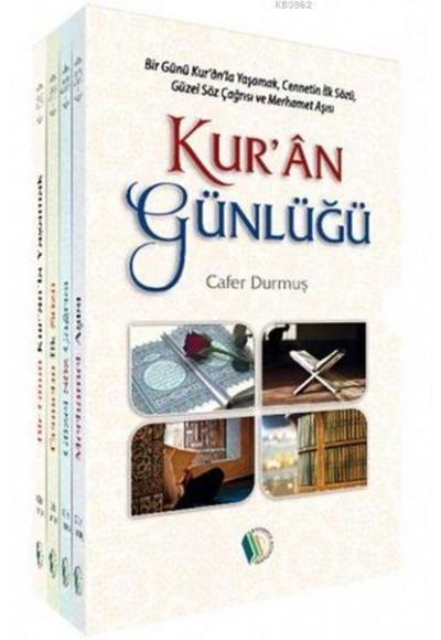 Kur'an Günlüğü 4 Kitap Kampanyalı