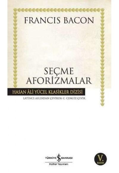 Seçme Aforizmalar Hasan Ali Yücel Klasikleri