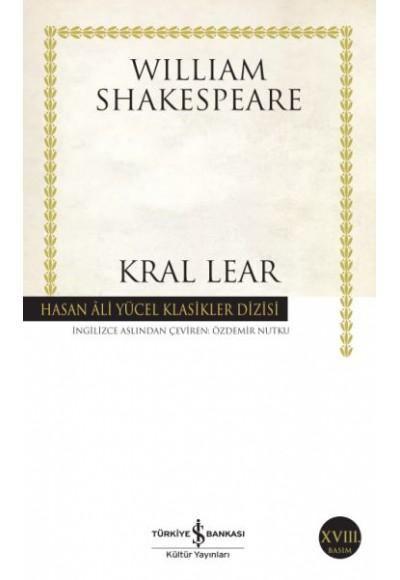 Kral Lear Hasan Ali Yücel Klasikleri