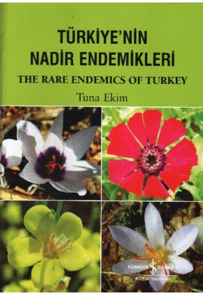Türkiye'nin Nadir Endemikleri The Rare Endemics Of Turkey