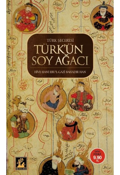 Türk'ün Soy Ağacı Türk Şeceresi Cep Boy
