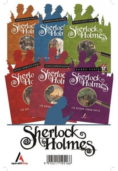 Sherlock Holmes Seti 6 Kitap Takım