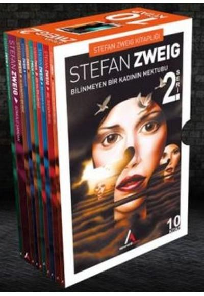 Stefan Zweig Kitaplığı Seti 2. Seri 10 Kitap
